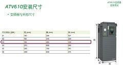 第二节睿易系列ATV610变频器安装接线