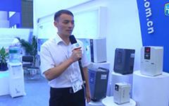 四方电气参展2014上海国际机床展--展台介绍
