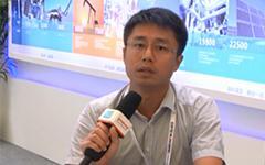 销售总监张毅先生专访--四方电气参展2014上海国际机床展