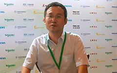 青岛海天炜业总经理刘安正专访---2014中国工业信息化及信息安全发展论坛