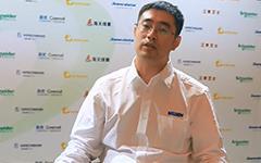 百通赫思曼亚太区安全&无线产品经理 王立涛 专访---2014中国工业信息化及信息安全发展论坛