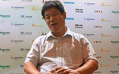 北京东土科技股份有限公司 高级副总经理 薛百华 专访---2014中国工业信息化及信息安全发展论坛