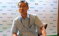 上海三零卫士信息安全有限公司 副总经理 李成斌 专访---2014中国工业信息化及信息安全发展论坛