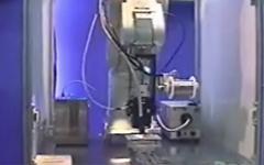 激光焊锡作业--机器人:RV—2AJ