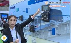 威力工业网络2014工博会采访视频