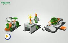 施耐德电气智慧工厂APP 1.0版