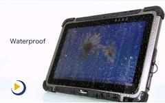 京融电M101系列 - 坚固的Windows8/ Android平板计算机适用于恶劣环境