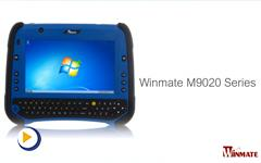 京融电M9020系列 - 7寸坚固耐用的移动终端设备