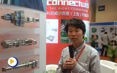 科尼威尔贸易(上海)有限公司参加2015IA北京自动化展