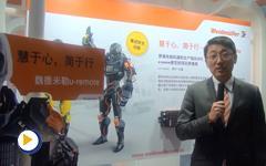 魏德米勒电联接(上海)有限公司亮相2015 IA北京展