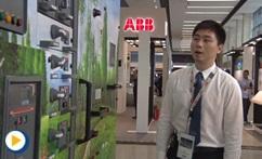 2015ABB自动化世界---低压展区