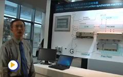 2015ABB自动化世界---电机励磁展区