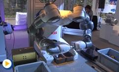 新一代人机协作机器人YuMi---2015 ABB自动化世界