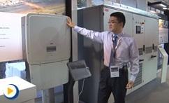 2015 ABB自动化世界---太阳能展区逆变器一体化解决方案