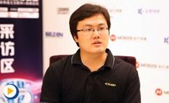 2015ICS论坛北京东土科技股份有限公司市场开发经理逯丞接受工控网专访