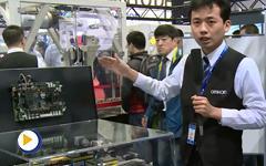 欧姆龙2015工博会泰道Delta Tau最新一代驱动及运动控制一体产品