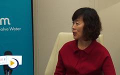 污水处理中提高能源效率和减排——对话赛莱默(中国)有限公司 中国区总裁 吕淑萍女士
