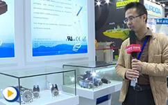 精纳电机2015工博会视频采访