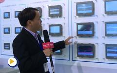 宇电自动化2015上海工博会展台视频