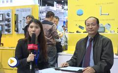 2015工博会专访美国邦纳大中国区副总经理李毅