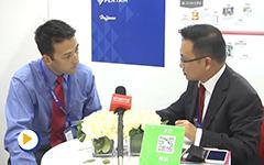 滨特尔2015工博会采访视频(英文采访)