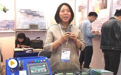 深圳市顾美科技有限公司广州SIAF展接受中国工控网采访