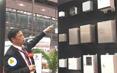 威图电子机械技术(上海)有限公司广州SIAF展产品介绍