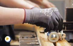 丹麦力纳克传动 -- 世界级的生产