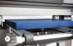 力纳克工业系列 - 光学检测机的电动推杆系统应用