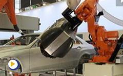 ABB机器人的智能生产