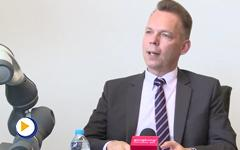 ABB离散自动化与运动控制业务部北亚区负责人亚文霖先生接受中国工控网专访