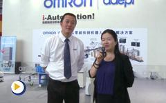 欧姆龙自动化(中国)有限公司亮相2016上海国际机器人展