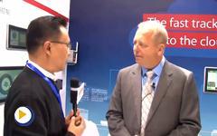 2016IAS现场采访北尔电子贸易(上海)有限公司Berndt Kohring 先生