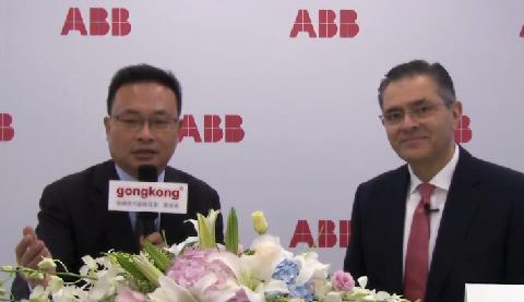 ABB离散自动化与运动控制业务部总裁安世铭先生接受专访