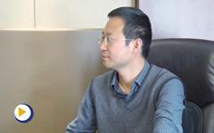 海天炜业刘安正副总裁接受中国工控网独家采访