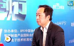 工控网记者对话广州市西克传感器有限公司董事总经理焦峰先生--CAIMRS年会