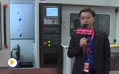 南京高传四开数控装备制造有限公司亮相第十五届中国国际机床展览会
