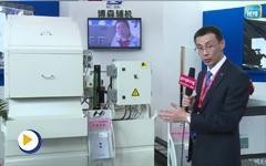 烟台开发区博森科技发展有限公司亮相第十五届中国国际机床展览会