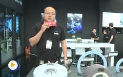 泰利莱中国有限公司亮相第十五届中国国际机床展览会