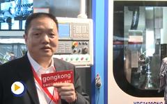 重庆机床(集团)有限责任公司亮相第十五届中国国际机床展览会