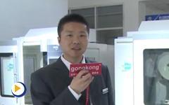 大连机床集团有限责任公司亮相第十五届中国国际机床展览会