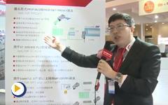 2017 IABJ展会报道---赫优信(上海)自动化系统贸易有限公司展台介绍