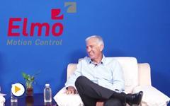 埃莫运动控制CEO Mr.Haim Monhait接受中国工控网专访