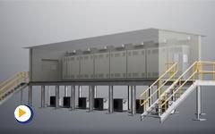 丹佛斯VLT® E 机柜变频器 更紧凑、更强大