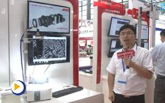 浙江华睿科技有限公司亮相第21届华南国际工业自动化展