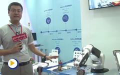 东莞李群自动化技术有限公司亮相第21届华南国际工业自动化展