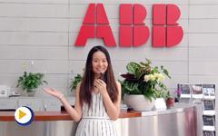 攻城獅看過來,ABB公司才女,工業自動化圈里自己的女神!
