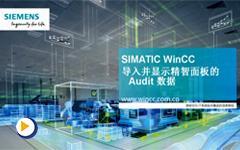 WinCC导入并显示精智面板的 Audit 数据