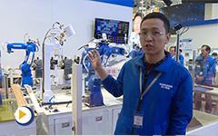 2017第19届工博会安川电机(中国)有限公司展台展示