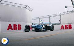 ABB冠名赞助国际汽车联盟E级方程式锦标赛